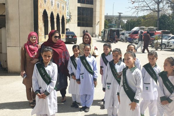 2019 03 25 – INNER VOICE Girls Perform At Inter-School Competition – Islamabad