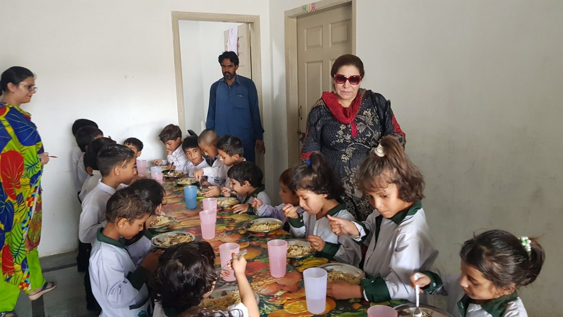 2019 08 29 – Education And Food Quality Inspection By H.E Raheela Khan at INNER VOICE EDUCATION SYSTEM – Islamabad