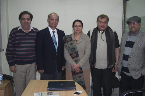 2013 JAN – OPS Launch Conference In Lahore